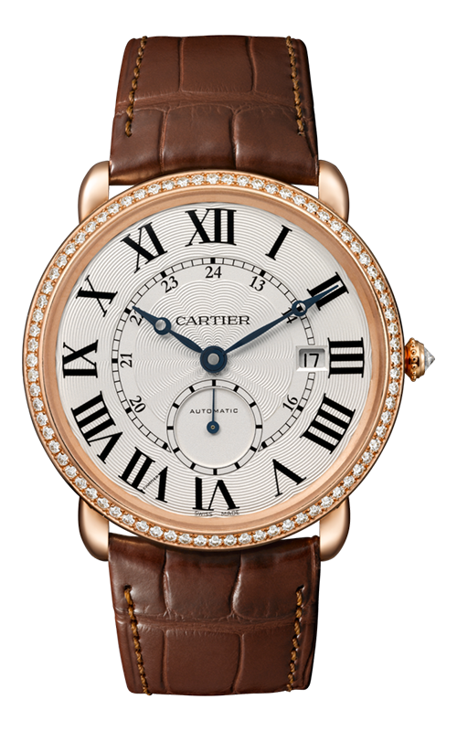 Cartier Ronde Louis Cartier Watch WR007017 product image