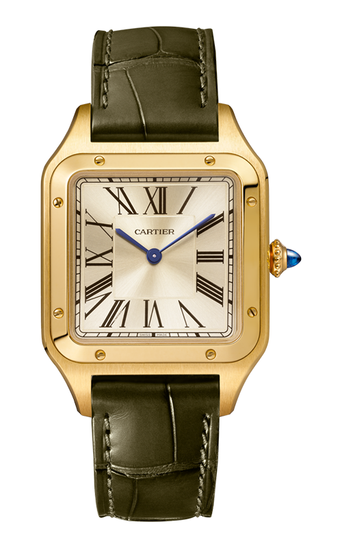 Cartier Santos Dumont Watch WGSA0027 product image