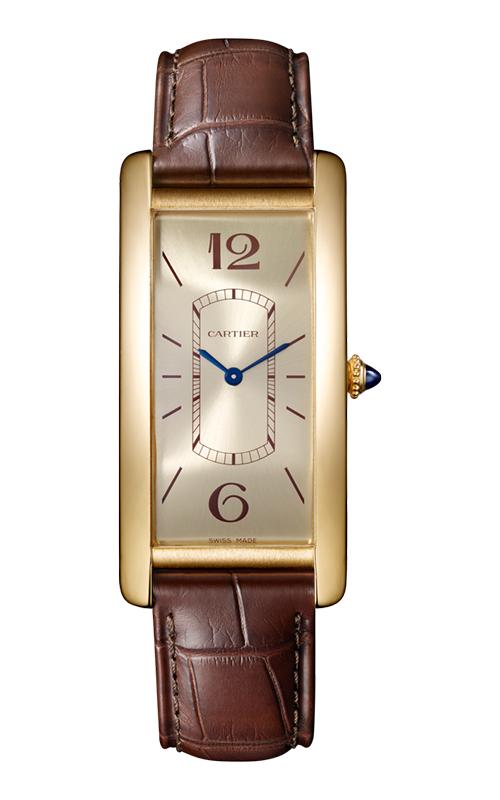 Cartier Tank Cintrée Watch WGTA0026 product image