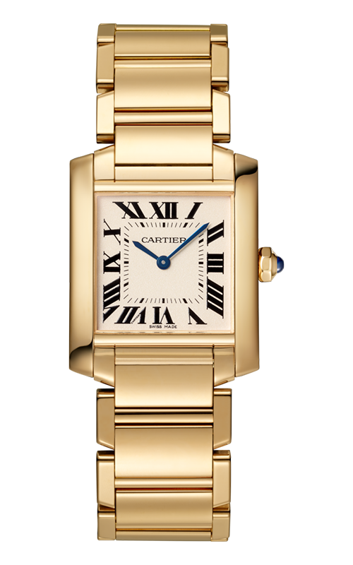 Cartier Tank Française Watch WGTA0032 product image