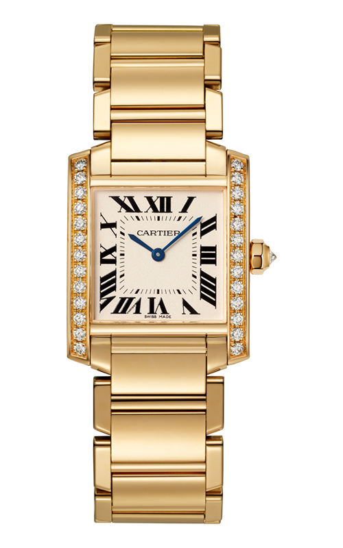 Cartier Tank Française Watch WJTA0025 product image
