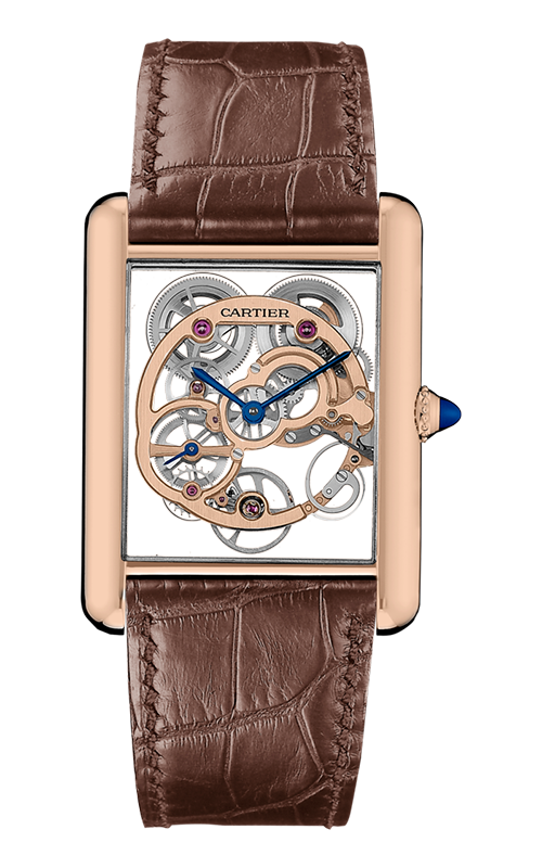 Cartier Tank Louis Cartier Watch WHTA0002 product image