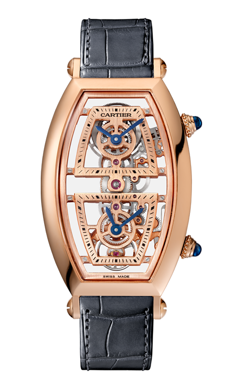 Cartier Tonneau Watch WHTN0005 product image