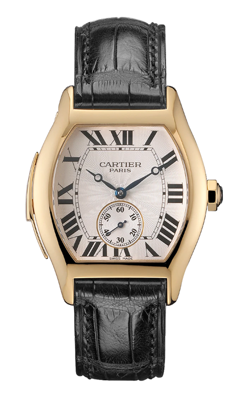 Cartier Tortue Watch W1538351 product image