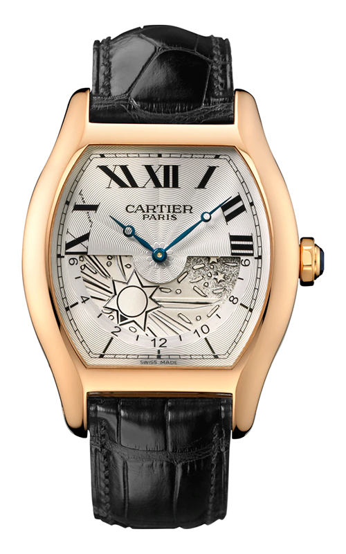 Cartier Tortue Watch W1553551 product image