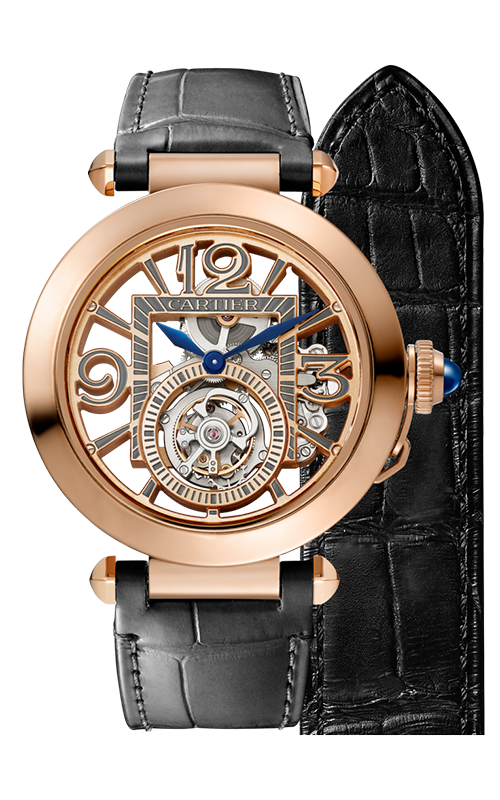 Cartier Pasha de Cartier Watch WHPA0006 product image
