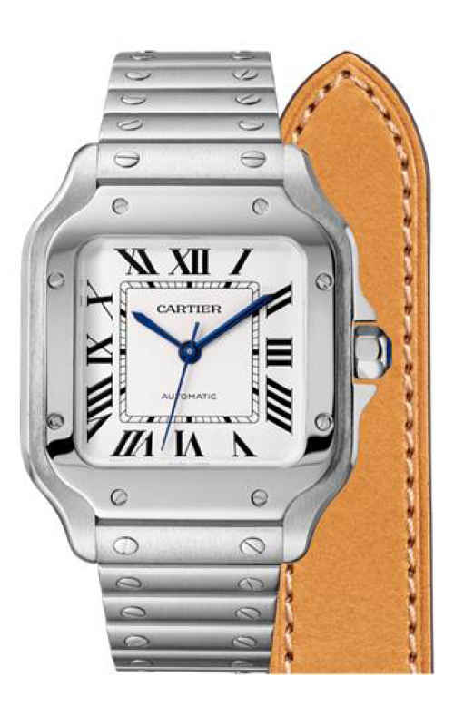 Cartier Santos de Cartier Watch WSSA0010 product image