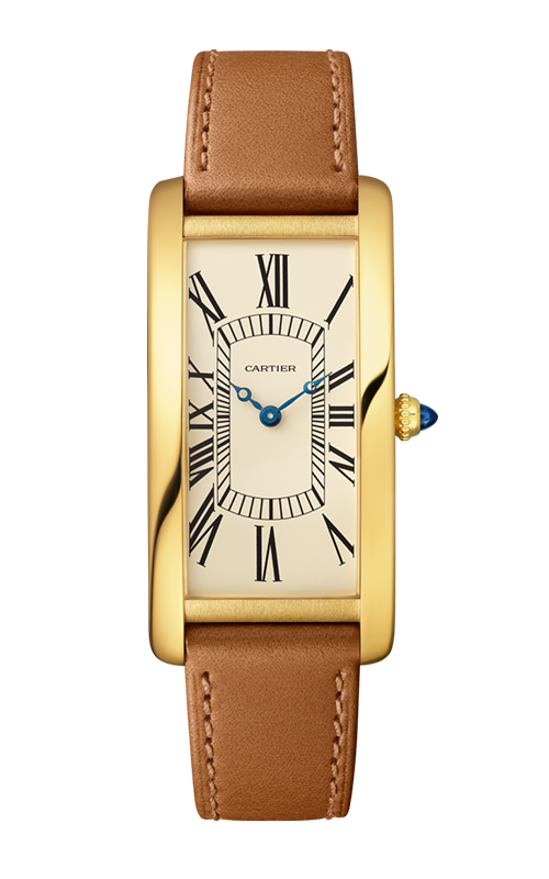 Cartier Tank Cintrée Watch WGTA0057 product image
