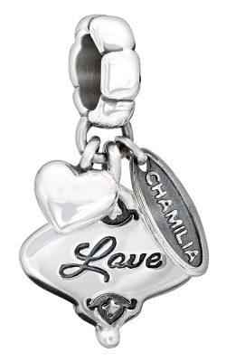 Chamilia Hearts & Love Charm 2010-3142 product image
