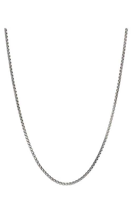 Chamilia Silver Snap Necklace 1210-0008 product image