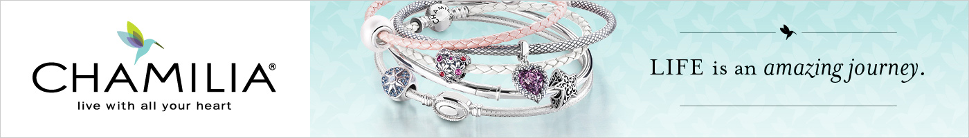 Chamilia Hearts & Love