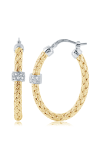 Charles Garnier Earrings Paolo Collection MLE8162YWZ35