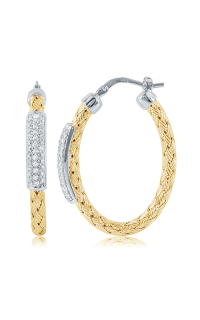 Charles Garnier Earrings Paolo Collection MLE8163YWZ35