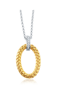Charles Garnier Necklaces Paolo Collection MLP8155YWZ18
