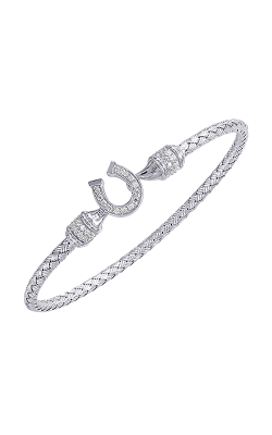 Charles Garnier 3MM Bangle Bracelet MLB8318WZ product image