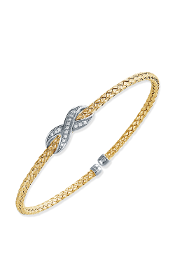 Charles Garnier 3MM Cuffs Bracelet MLC8257YWZ product image