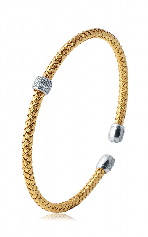 Charles Garnier 4MM Reversible Cuffs Bracelet MLC8059YWZ product image