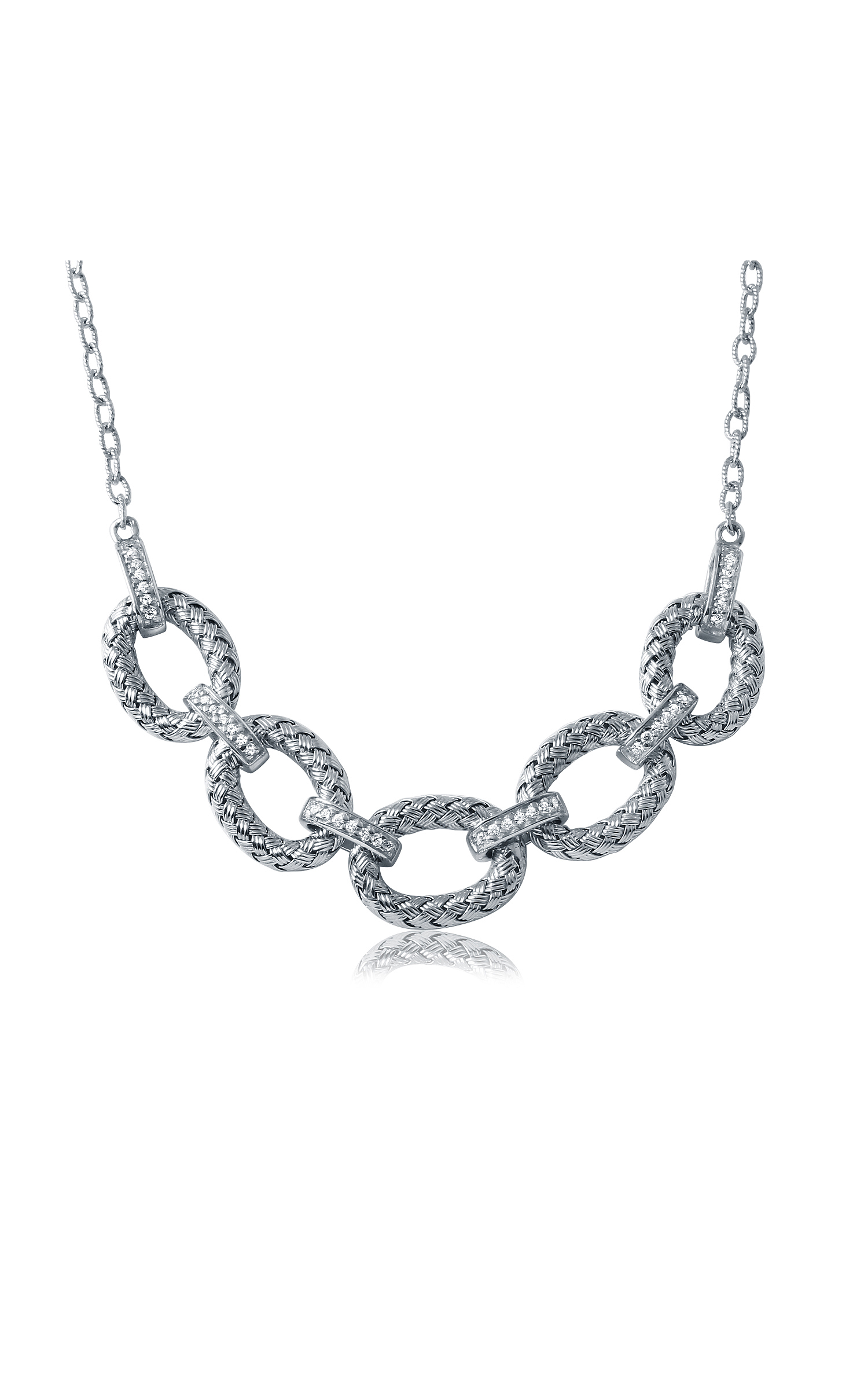 Charles Garnier Necklaces Necklace Paolo Collection MLN8204WZ17 product image