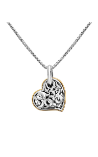 Charles Krypell Sterling Silver 4-6880-SGHEART