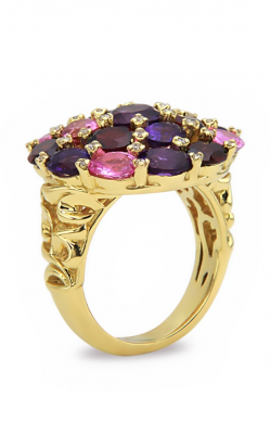 Charles Krypell Precious Pastel Fashion Ring 3-7207-YMULTI product image