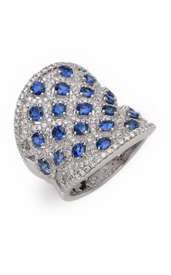 Charles Krypell Precious Pastel Fashion ring 3-9278-WBLUE product image