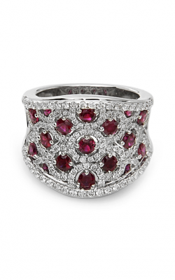 Charles Krypell Precious Pastel Fashion ring 3-9289-WRUBY product image
