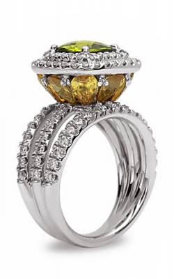 Charles Krypell Pastel Fashion ring 3-7158-WPYS product image