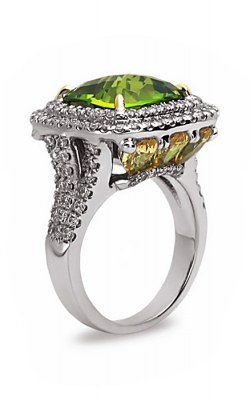Charles Krypell Pastel Fashion Ring 3-7196-WPYS product image