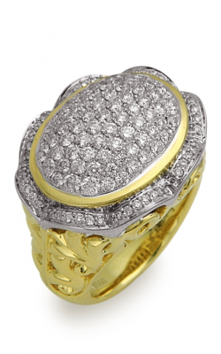 Charles Krypell Gold Fashion Ring 3-3411-GD product image
