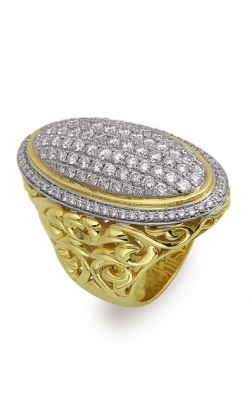 Charles Krypell Gold Fashion Ring 3-3810-GD product image