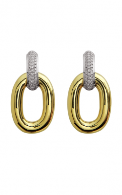 Charles Krypell Gold Earrings 1-3715-GD product image