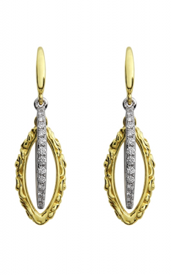 Charles Krypell Gold Earring 1-3821-GD25 product image