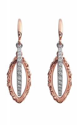 Charles Krypell Gold Earring 1-3821-PD25 product image