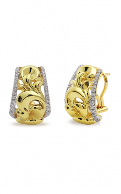 Charles Krypell Gold Earring 1-3851-GD20 product image