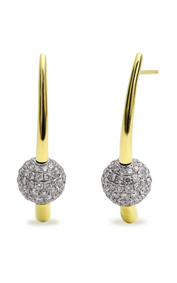 Charles Krypell Gold Earrings 1-3874-GD product image