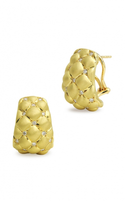 Charles Krypell Gold Earrings 1-3902-TFGD product image
