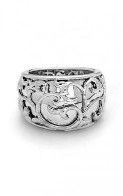 Charles Krypell Ivy Lace Sterling Silver Ring 3-6974-S product image