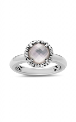 Charles Krypell Skye White Mother of Pearl Ring 3-6944-WMP product image