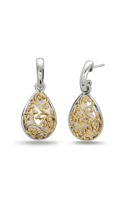 Charles Krypell Sterling Silver Earrings 1-6975-ILSG product image