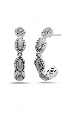 Charles Krypell Sterling Silver Earrings 1-6964-FFS product image