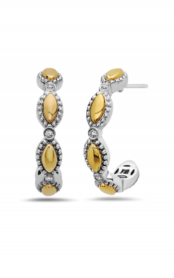 Charles Krypell Sterling Silver Earrings 1-6964-FFSGD product image