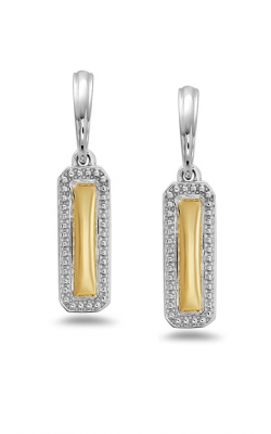 Charles Krypell Sterling Silver Earrings 1-6992-FFSG product image