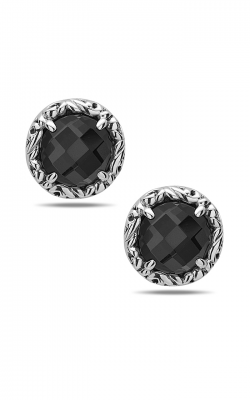 Charles Krypell Skye Hematite Earrings 1-6944-HEM product image
