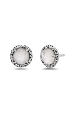 Charles Krypell Skye White Mother of Pearl Earrings 1-6944-WMP product image
