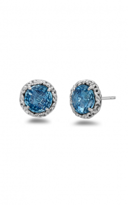 Charles Krypell Dylani Blue Topaz Earrings 1-6944-SBT product image