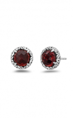 Charles Krypell Dylani Garnet Earrings 1-6944-SGAR product image