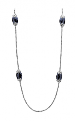 Charles Krypell Skye Hematite Necklace 4-6953-HEM product image