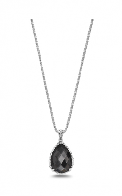 Charles Krypell Skye Hematite Necklace 4-6959-HEM product image