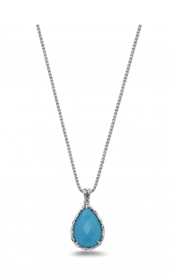 Charles Krypell Sterling Silver Necklace 4-6959-TQ product image