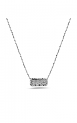 Charles Krypell White Diamond Pave Necklace 4-6977-SWHTP product image